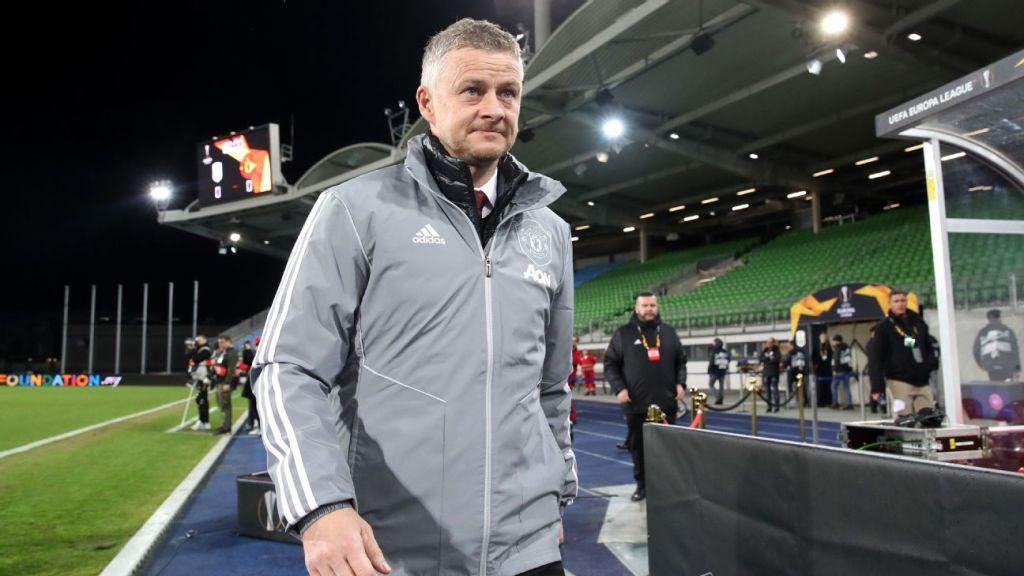 Man Utd boss Solskjaer on signings: No rotten apples