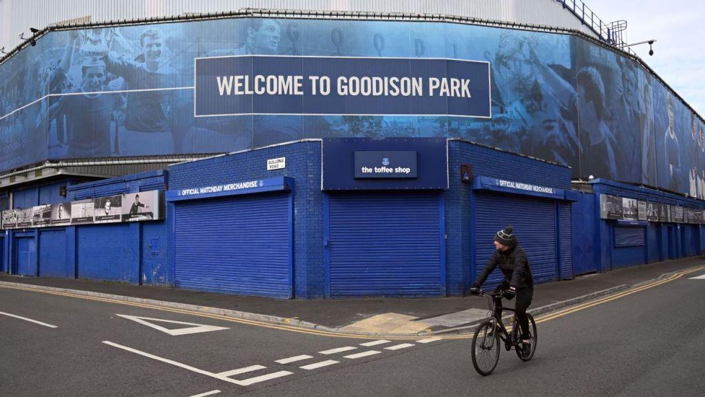 Liverpool mayor: Everton should host Merseyside derby