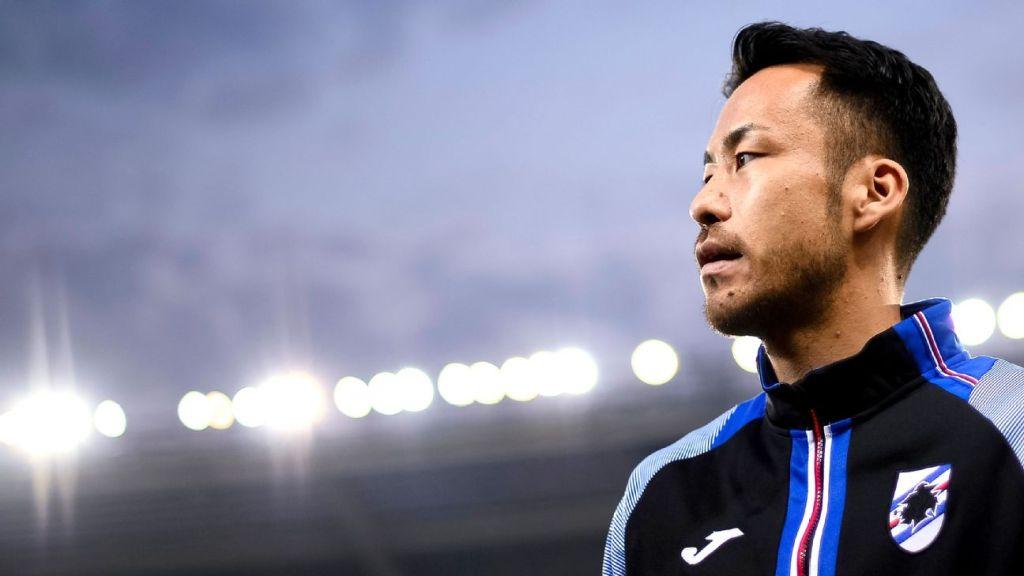 As Serie A nears return, Maya Yoshida is ready to keep Sampdoria above relegation