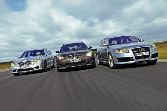 BMW-MINI Mercedes-Benz & Audi Schedule Service Intervals
