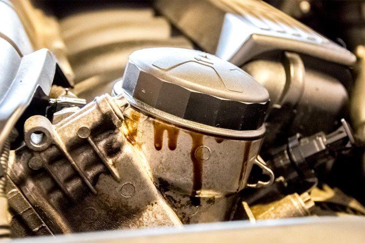 Greensboro auto service for BMW oil leaks