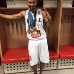 parker, medaille, eurobasket
