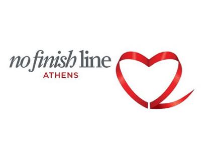 Συμμετοχή στο no finish line Athens