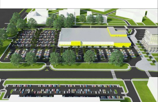 Leroy Merlin Starts Building In Minsk Eurobuildcee