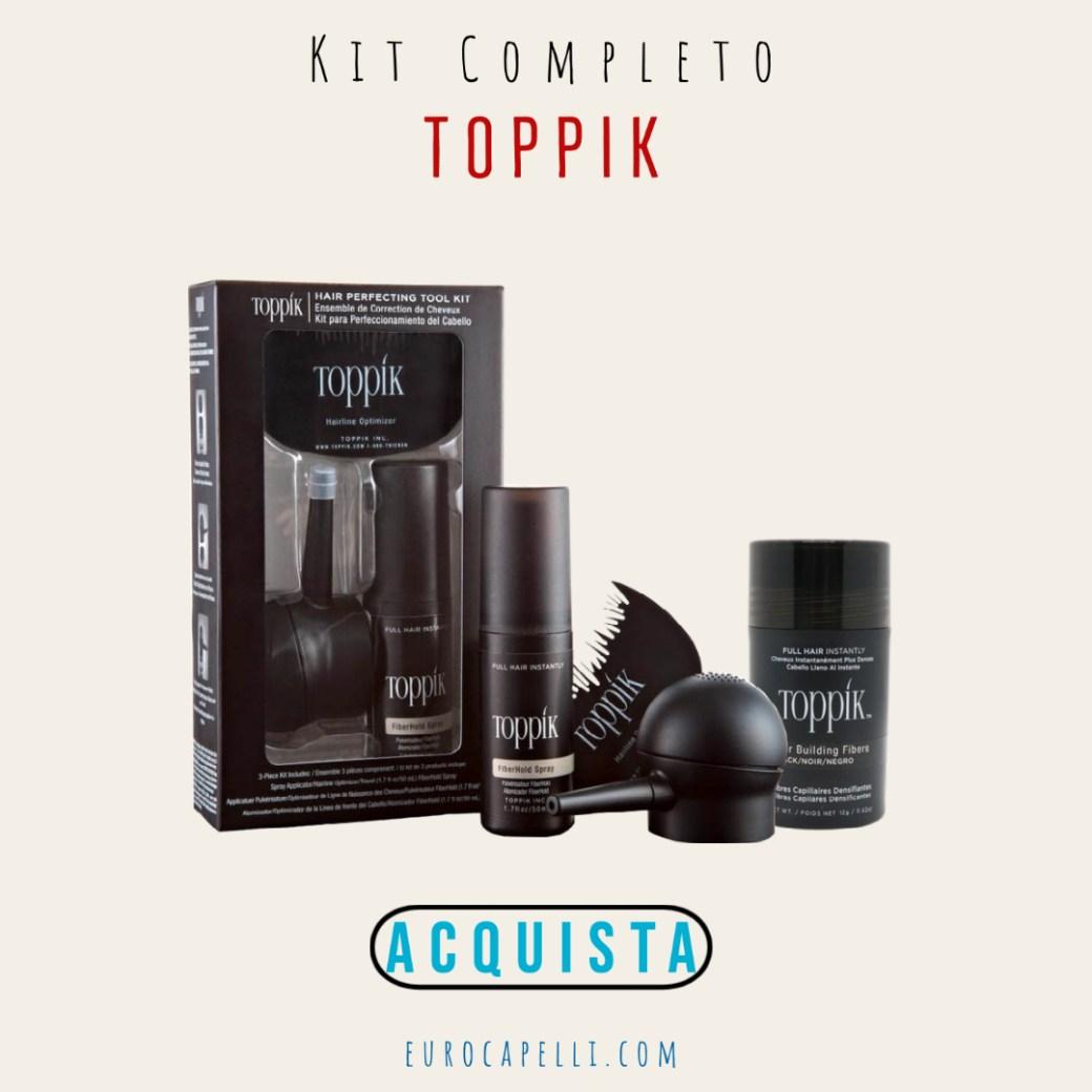 kit completo toppik