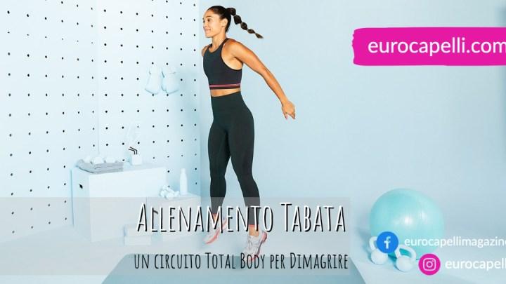 Allenamento Tabata, un circuito Total Body per Dimagrire