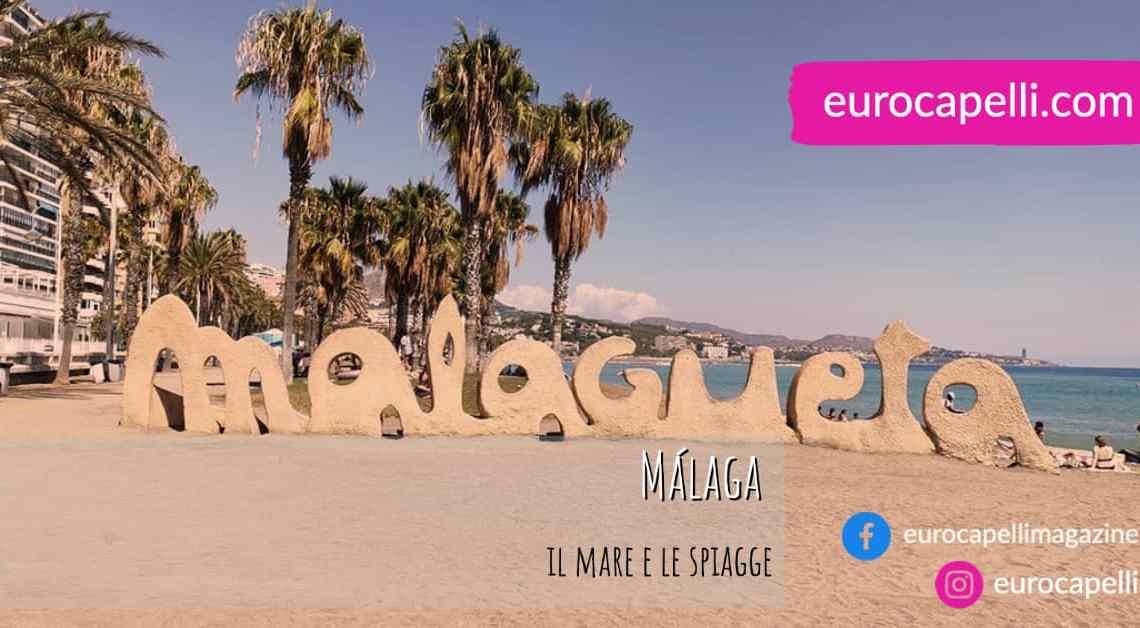 Málaga, il mare e le sue spiagge