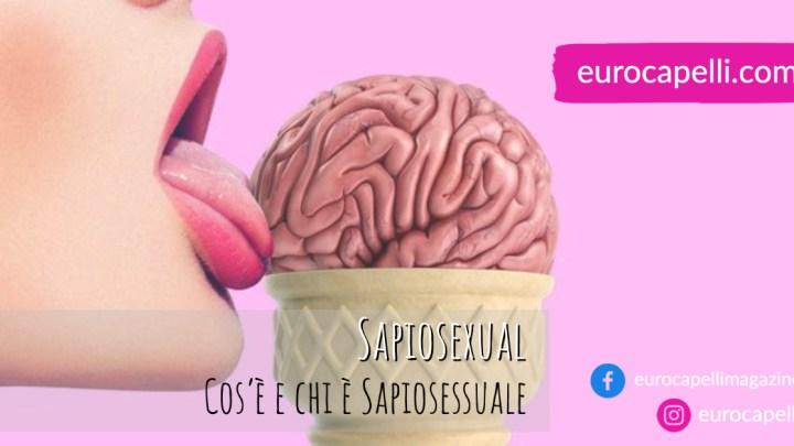 Sapiosexual: Cos'è e chi è Sapiosessuale