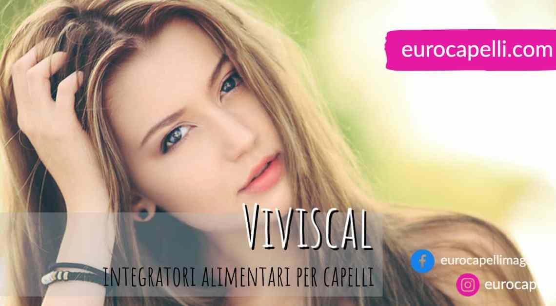 Viviscal, Integratori Alimentari Capelli. Recensione