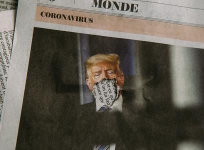 Facing Donald Trump's ruptures!