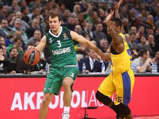 CSKA e Zalgiris, colpi vincenti