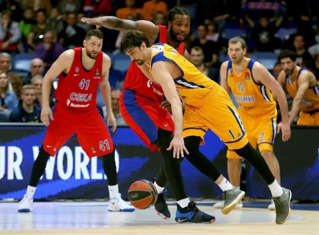 Il CSKA non è inaffondabile, Shved e Gill guidano il Khimki al colpaccio