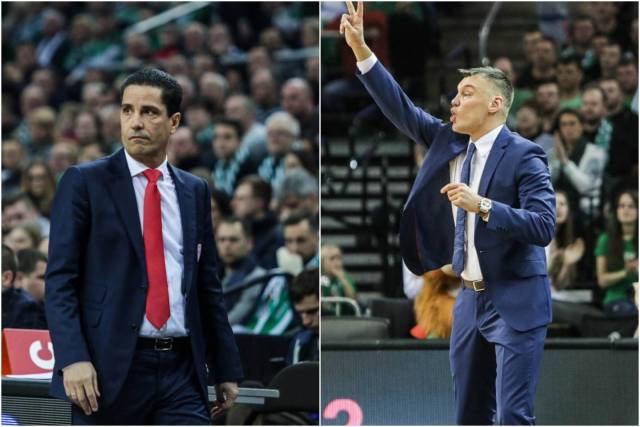 #Euroleague Playoff – Olympiacos favorito, ma Jasikevicius ed il suo Zalgiris non vogliono smettere di sognare