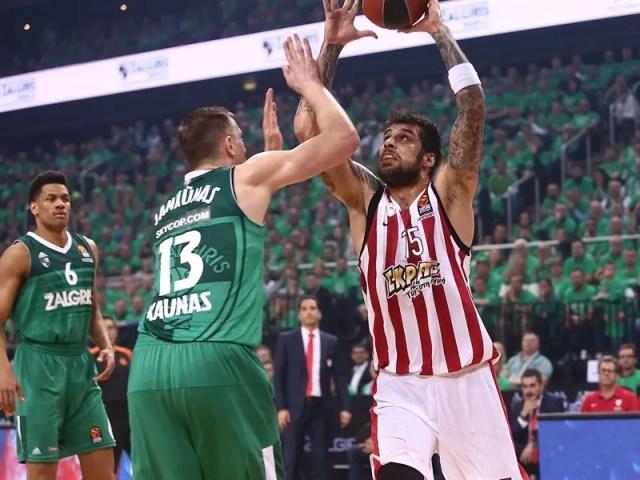 Kaunas stravince e si aggiudica il primo match point
