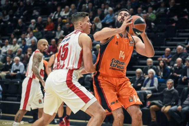 Bojan Dubljevic vuole giocare in Eurolega anche l'anno prossimo - Carlos Calvillo