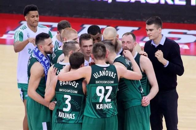 #PLAYOFFEL1 – Kaunas sbanca il Pireo e continua a sognare