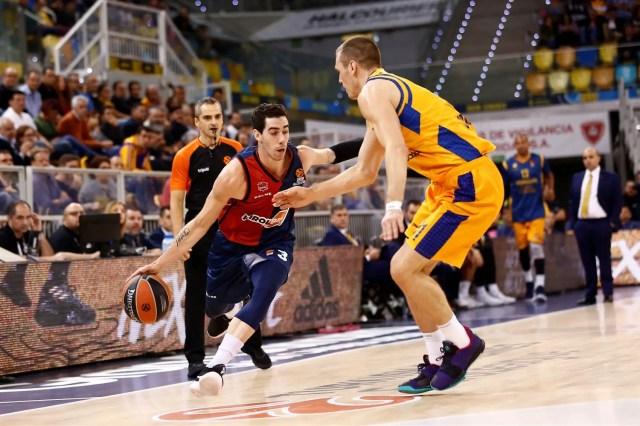 Gran Canaria dura solo un quarto, poi il Baskonia domina a rimbalzo e dall'arco