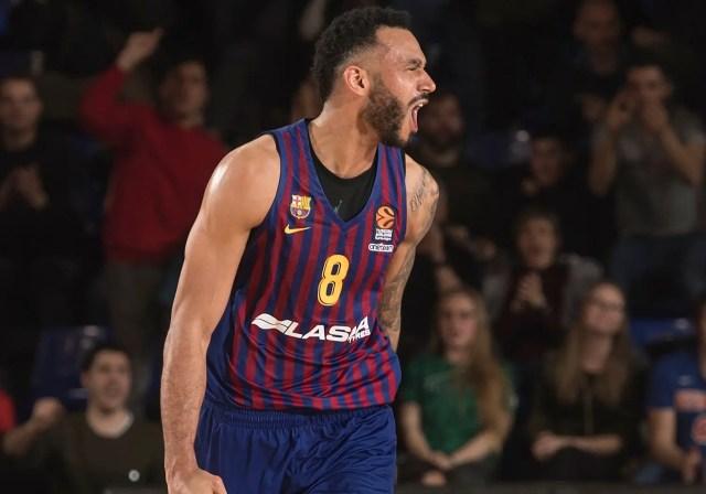 La battaglia tra Barcellona e Zalgiris la vince Pesic