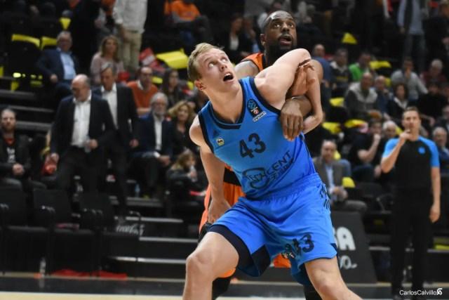 Valencia Basket Alba Berlino EuroCup