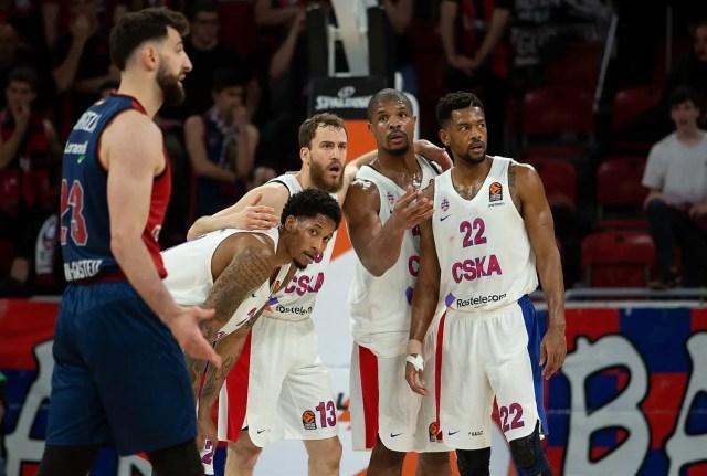 Forza fisica e consapevolezza mentale: il CSKA stacca il biglietto per le Final Four