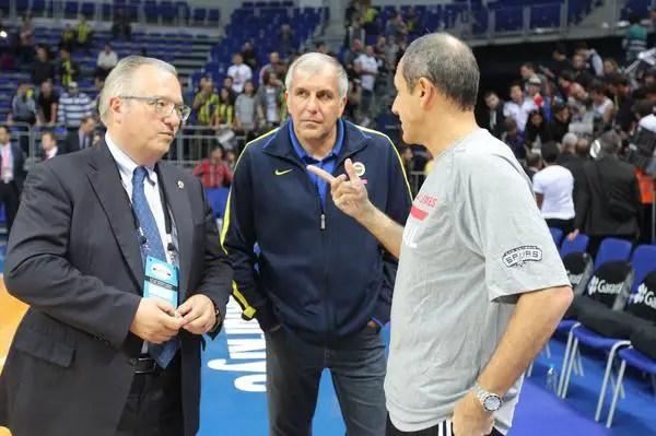 Maurizio Gherardini, l'uomo del momento, ci guida verso la finale dell'anno: Efes vs Fenerbahçe.