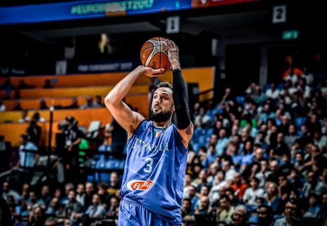 Marco Belinelli: «Cercherò di coinvolgere   i miei compagni di squadra ed aiutarli nei momenti decisivi della partita»