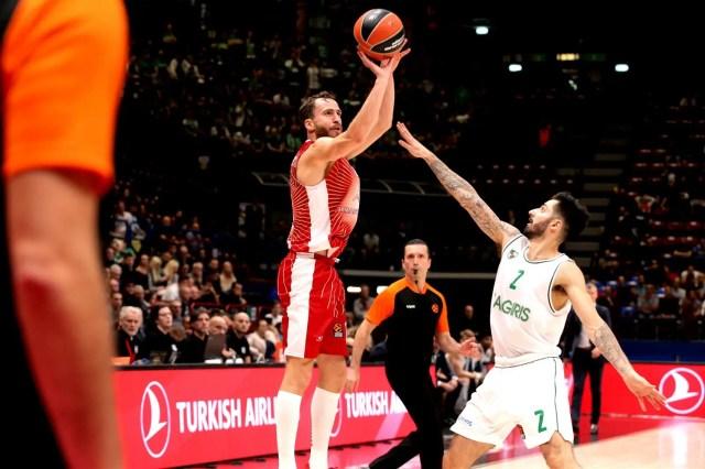 Olimpia Milano: di buono c'è il risultato ed oggi non è poco.