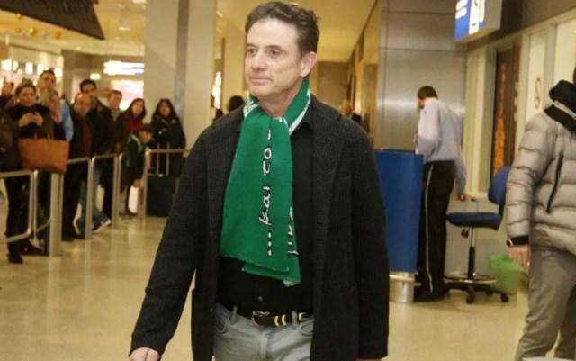 Rick Pitino vola in America per stare vicino ai suoi cari