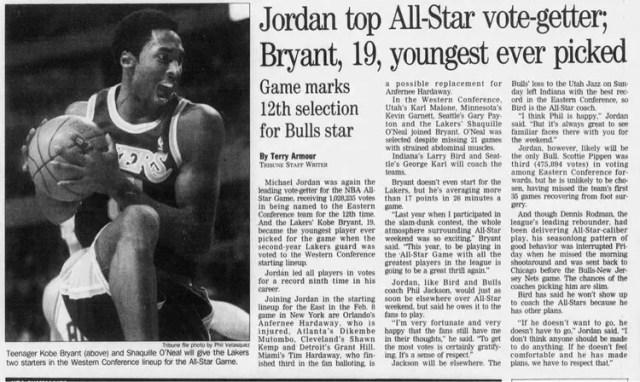 Grazie Kobe, uomo sempre un passo avanti