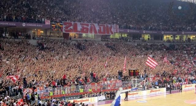 Cancellata la penalizzazione della Stella Rossa in ABA Liga
