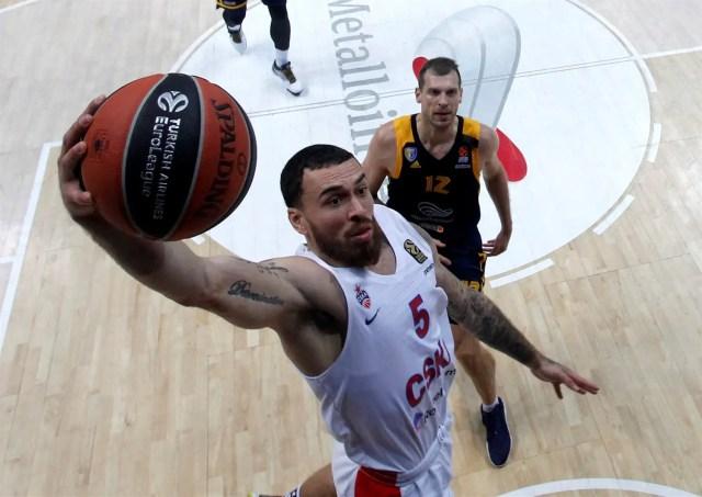 Mosca è del CSKA, superato il Khimki 69-78