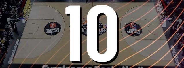 10 round da giocare per primato, fattore campo e lotta Playoff