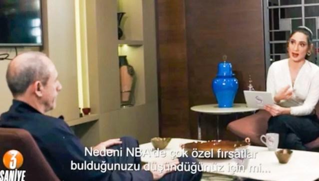 Esclusiva Eurodevotion : L'intervista di Ettore Messina con la nostra Deniz Aksoy per  S Sport Turkey