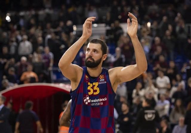 Mirotic alza la temperatura: Ho voglia di giocare la Copa del Rey con lo scudo del Barcellona sul petto