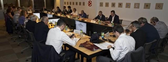 Eurolega prende tempo: Studiamo come provare a finire la stagione, solo se vi saranno le condizioni…