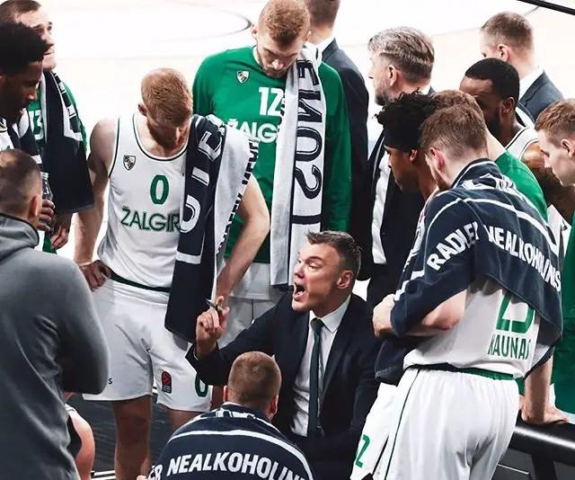 Sostituzioni e timeout: quali sono i Coach che intervengono di più in Eurolega?