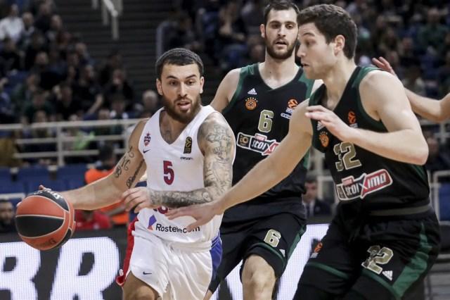 Il CSKA di Itoudis e Mike James spiega pallacanestro ad Oaka e vola ai Playoff