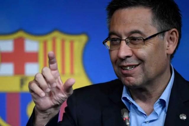 Parla il  Presidente del Barcellona, mentre sul mercato iniziano le voci destabilizzanti…