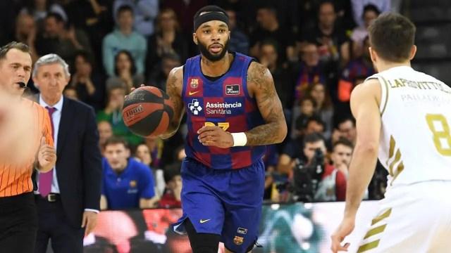 Il Barcellona si separa da Malcolm Delaney, come ampiamente previsto…