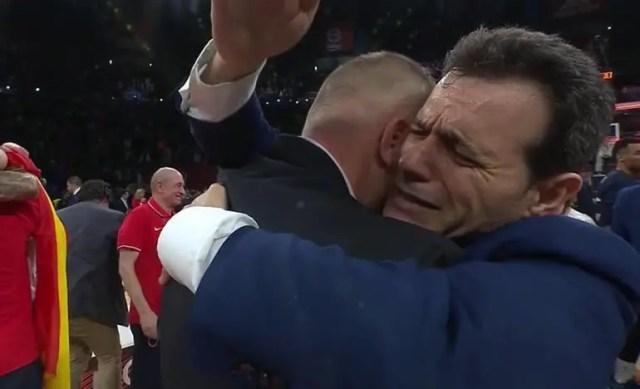 Andrey Vatutin sul trionfo del 2019: Tutti volevano che licenziassi Itoudis un anno prima…