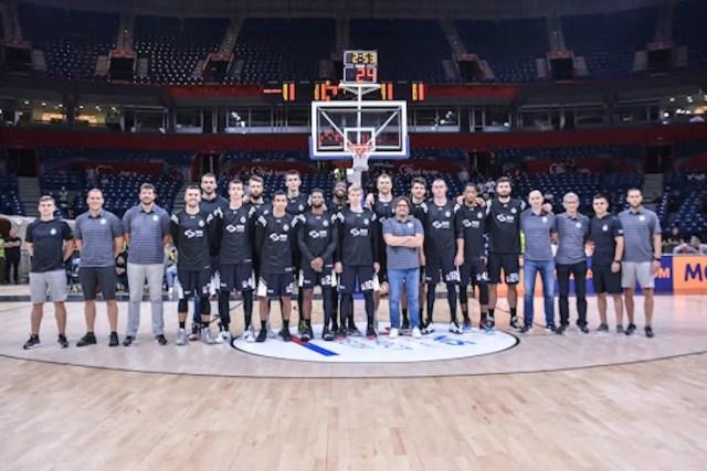Nessuna fuga, il Partizan rimane in Eurocup