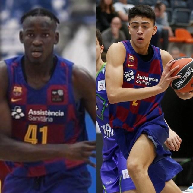 Le stelle della cantera del Barça