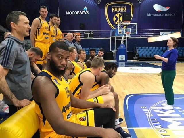 BREAKING NEWS : Khimki a pezzi, altri due casi di positività