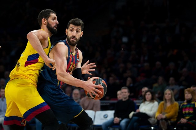 Barcellona-CSKA: La Sfida si decide in post-basso