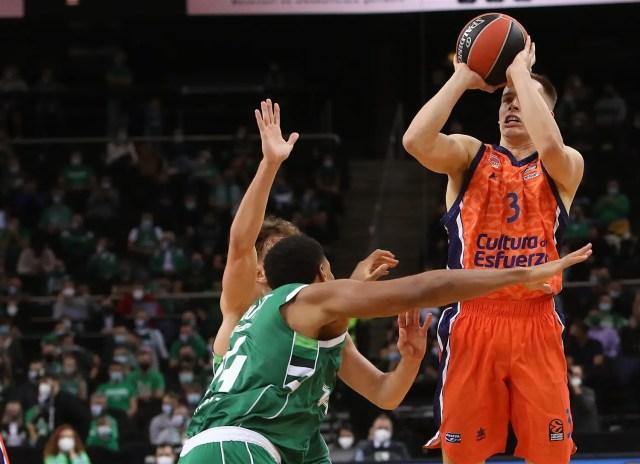 Che colpo, Valencia: espugnata Kaunas!