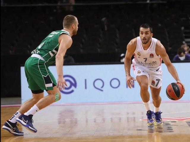 Campazzo per Tavares: il Real mata lo Zalgiris a Kaunas