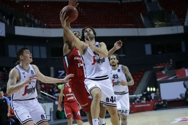 Eurocup, gli highlights di Lokomotiv Kuban-Virtus Bologna e Promitheas-Trento
