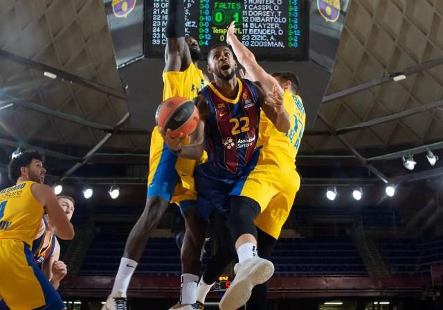 La difesa del Maccabi confeziona il colpo a Barcellona | Eurodevotion