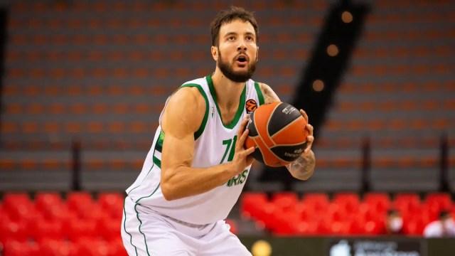 Zalgiris-Olympiacos: Lauvergne è il mattatore, ma la firma è di Walkup