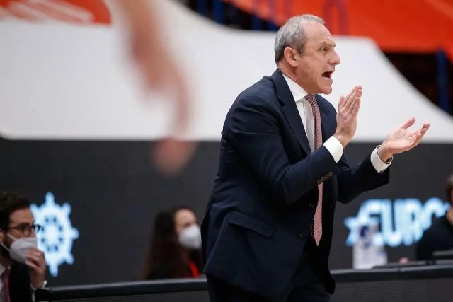 Olimpia Milano, Messina: Dovremo limitare il loro pick and roll, ma non sarà così semplice